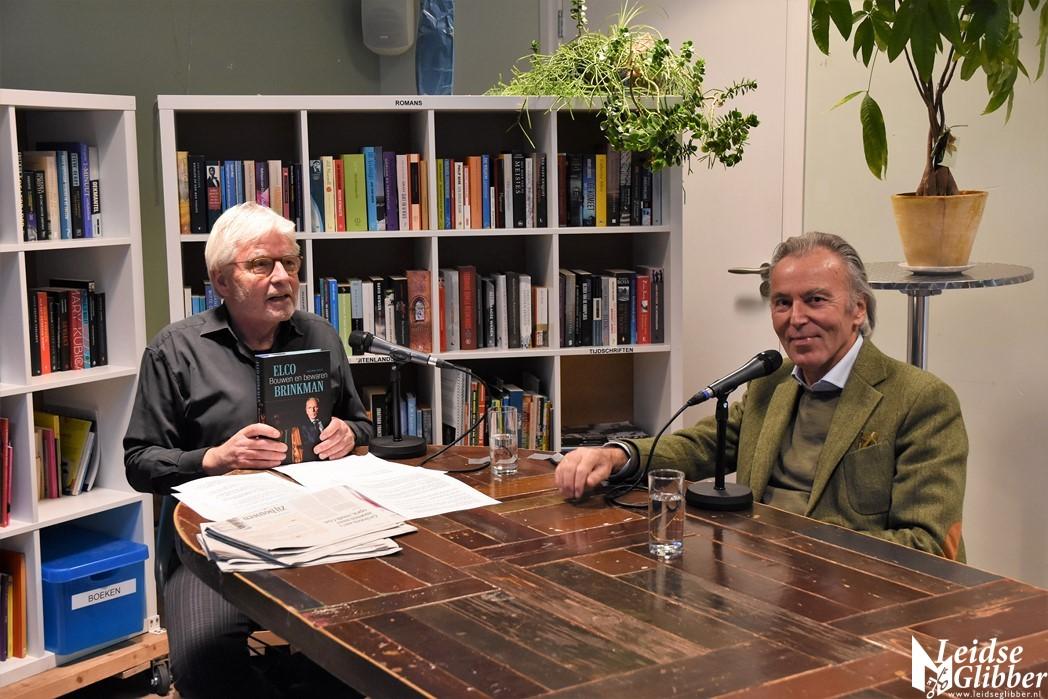 Ontspannen gesprek met Elco Brinkman tijdens talkshow  'Bij Ruud aan tafel'